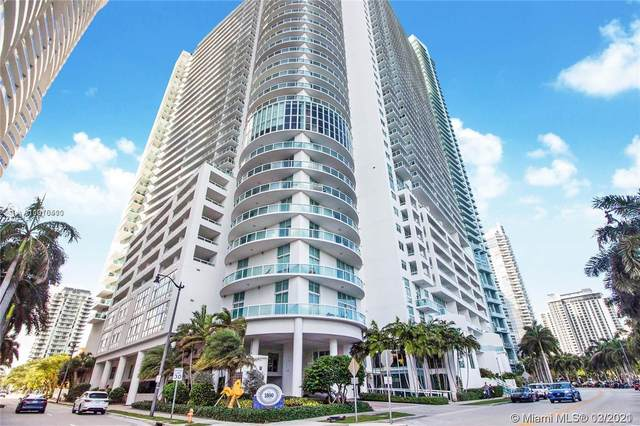 1800 N Bayshore Dr #2511, Miami, FL 33132 (MLS #A11016410) :: Team Citron