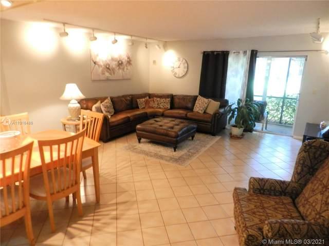 281 S Hollybrook Drive #103, Pembroke Pines, FL 33025 (MLS #A11016486) :: Dalton Wade Real Estate Group
