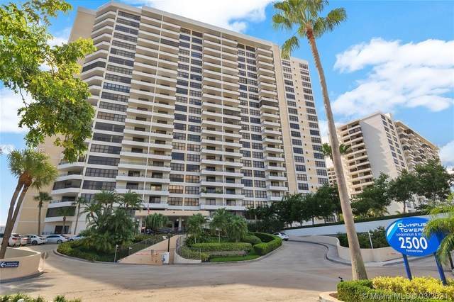 2500 Parkview Dr #2519, Hallandale Beach, FL 33009 (MLS #A11016488) :: Castelli Real Estate Services