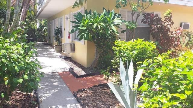 1311 NE 13th Ave, Fort Lauderdale, FL 33304 (#A11016528) :: Posh Properties