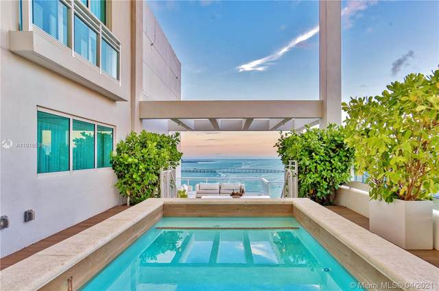 900 Brickell Key Blvd Ph4, Miami, FL 33131 (MLS #A11016536) :: Castelli Real Estate Services