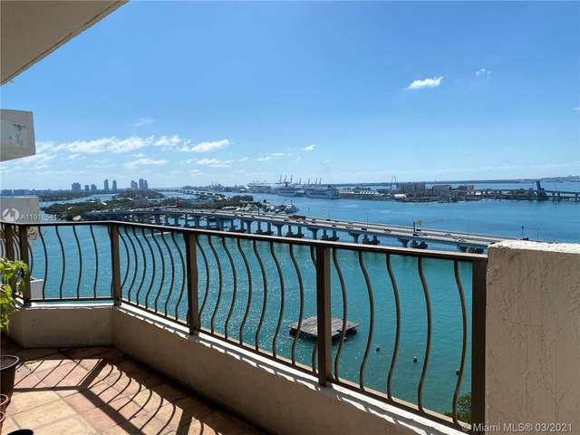 555 NE 15th St 21I, Miami, FL 33132 (MLS #A11016541) :: The Howland Group