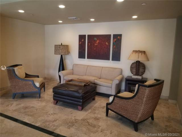 2351 Douglas Rd #702, Miami, FL 33145 (MLS #A11016560) :: The Howland Group