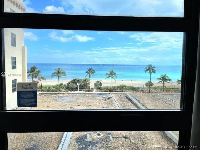 101 N Ocean Dr #570, Hollywood, FL 33019 (MLS #A11016580) :: ONE | Sotheby's International Realty