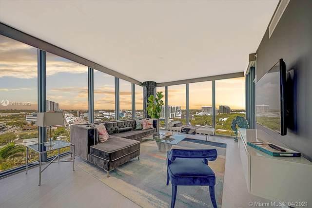 601 NE 36th St #1101, Miami, FL 33137 (MLS #A11016582) :: ONE | Sotheby's International Realty