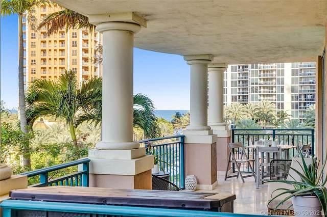 17555 Atlantic Blvd #608, Sunny Isles Beach, FL 33160 (MLS #A11016643) :: The Howland Group