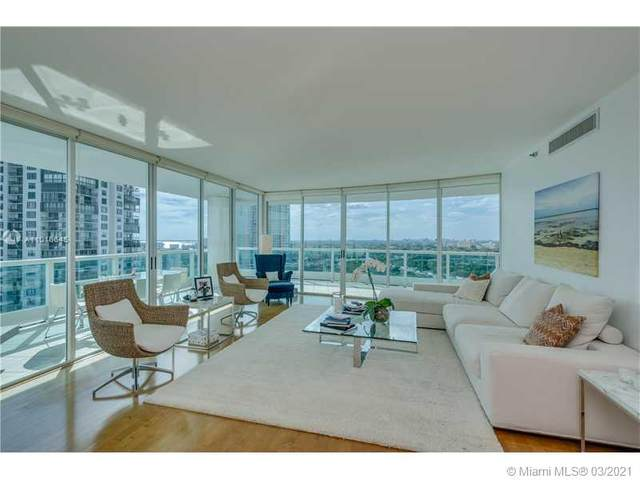 2127 Brickell Av #1705, Miami, FL 33129 (MLS #A11016645) :: The Riley Smith Group