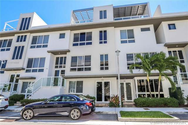 6651 NW 105th Ct #6651, Doral, FL 33178 (MLS #A11016666) :: The Riley Smith Group