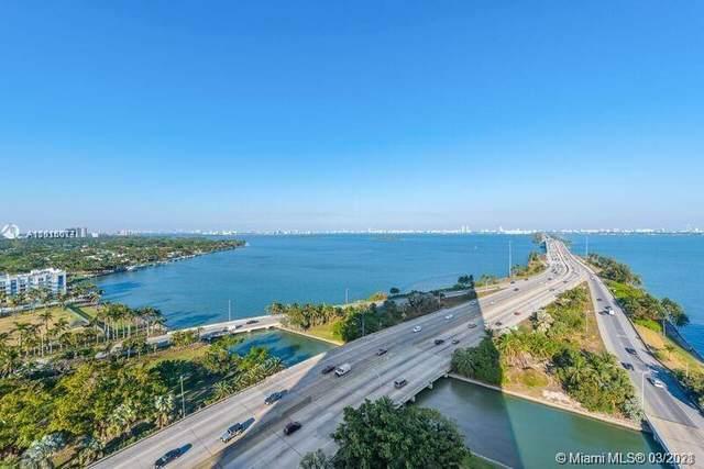 601 NE 36th St #1512, Miami, FL 33137 (MLS #A11016677) :: The Riley Smith Group