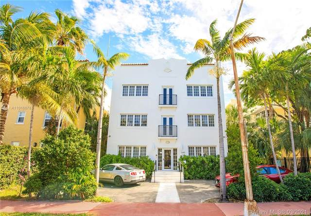 1345 Pennsylvania Ave, Miami Beach, FL 33139 (MLS #A11016678) :: Re/Max PowerPro Realty