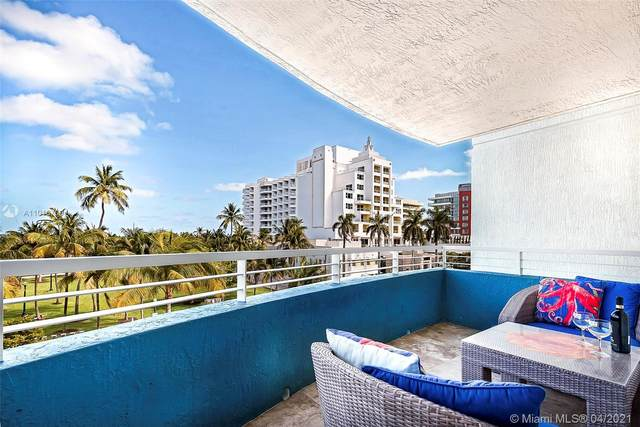 200 Ocean Dr 5B, Miami Beach, FL 33139 (MLS #A11016709) :: Team Citron