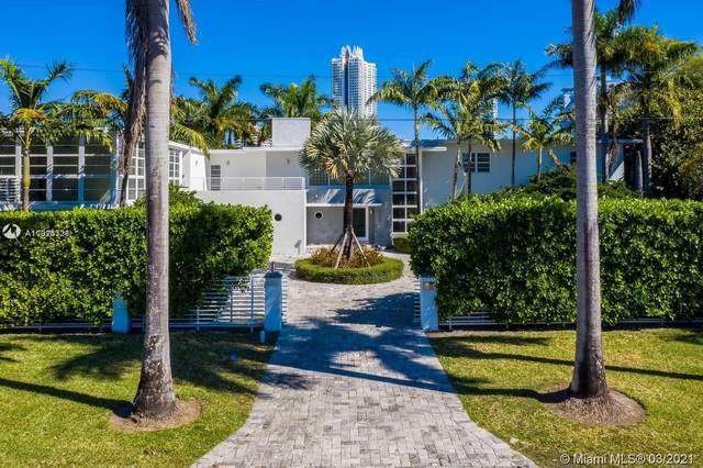 6301 Pine Tree Dr., Miami Beach, FL 33141 (MLS #A11016731) :: Berkshire Hathaway HomeServices EWM Realty