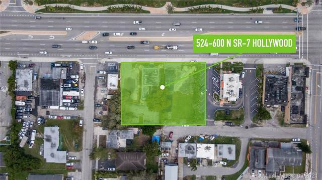 524-600 N State Road 7, Hollywood, FL 33021 (MLS #A11016766) :: Green Realty Properties