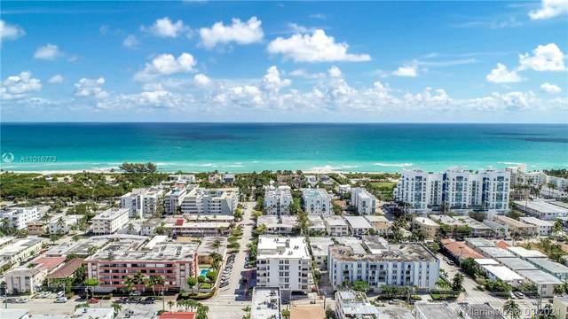 7735 Abbott Ave 2F, Miami Beach, FL 33141 (MLS #A11016773) :: Compass FL LLC