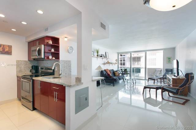 1200 West Ave #1420, Miami Beach, FL 33139 (MLS #A11016787) :: The Riley Smith Group