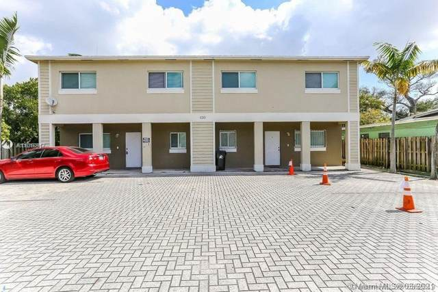 630 NW 10th Ter #1, Fort Lauderdale, FL 33311 (MLS #A11016917) :: Podium Realty Group Inc