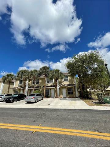 12001 SW 2nd St #12001, Pembroke Pines, FL 33025 (MLS #A11017003) :: The Riley Smith Group