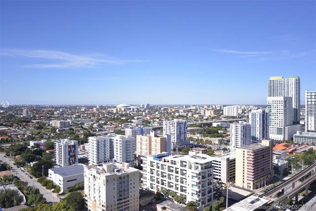 79 SW 12th St 2909-S, Miami, FL 33130 (MLS #A11017049) :: The Teri Arbogast Team at Keller Williams Partners SW