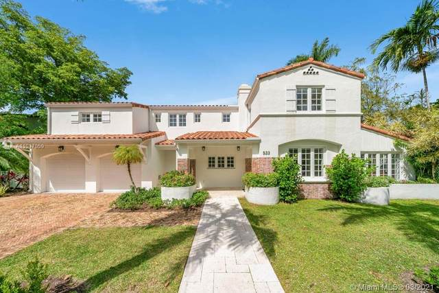 533 Alhambra Cir, Coral Gables, FL 33134 (MLS #A11017059) :: GK Realty Group LLC