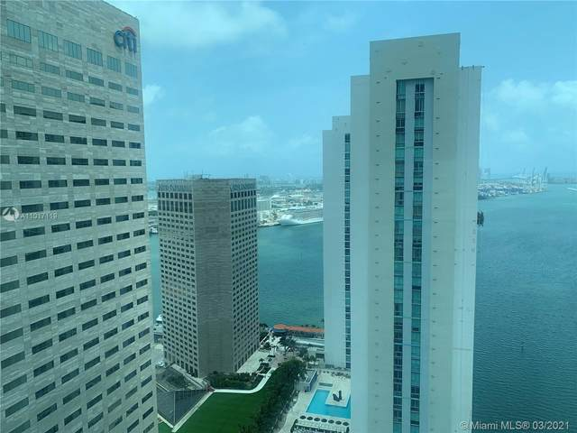 300 S Biscayne Blvd T-3414, Miami, FL 33131 (MLS #A11017119) :: The Riley Smith Group