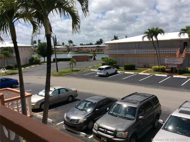 815 SW 10th Ter 17V, Hallandale Beach, FL 33009 (MLS #A11017120) :: GK Realty Group LLC