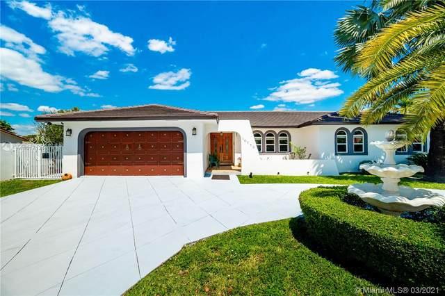 10775 SW 31st St, Miami, FL 33165 (MLS #A11017124) :: The Paiz Group