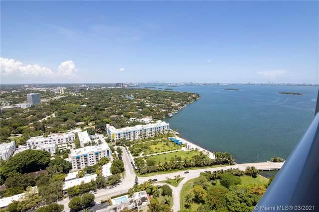 601 NE 36th St #3101, Miami, FL 33137 (MLS #A11017132) :: The Riley Smith Group