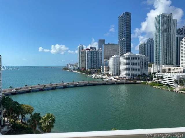 701 Brickell Key Blvd #1212, Miami, FL 33131 (MLS #A11017176) :: ONE   Sotheby's International Realty