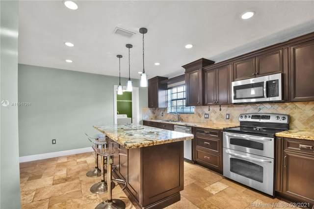 19163 NW 33rd Ave, Miami Gardens, FL 33056 (MLS #A11017201) :: Berkshire Hathaway HomeServices EWM Realty
