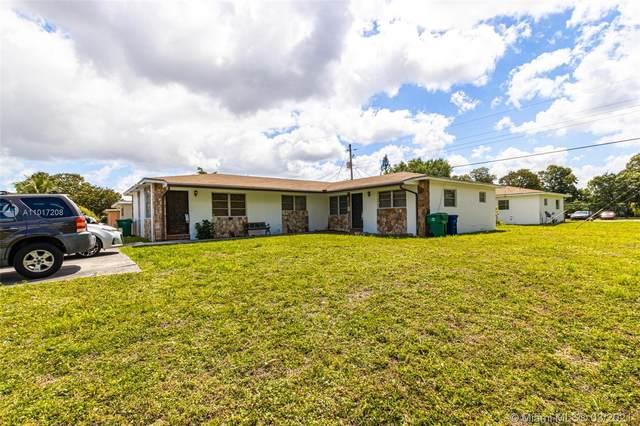 6356 SW 19th St, Miramar, FL 33023 (#A11017208) :: Posh Properties