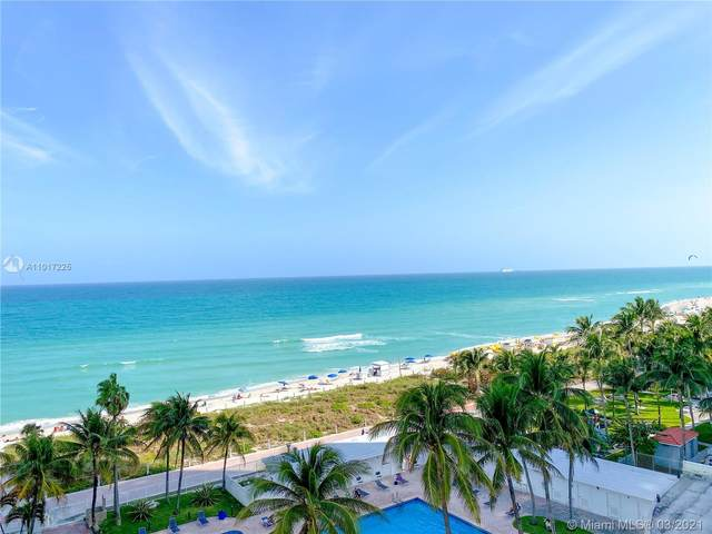 6345 SE Collins Ave #840, Miami Beach, FL 33141 (MLS #A11017225) :: Compass FL LLC