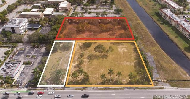 3100 N University Dr, Sunrise, FL 33351 (MLS #A11017231) :: GK Realty Group LLC
