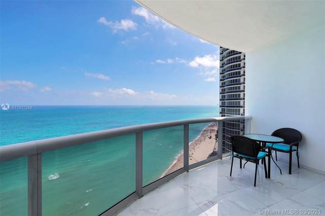 18201 Collins Ave #3909, Sunny Isles Beach, FL 33160 (MLS #A11017258) :: GK Realty Group LLC