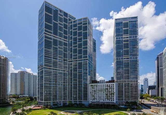 485 Brickell Ave #3306, Miami, FL 33131 (#A11017284) :: Posh Properties
