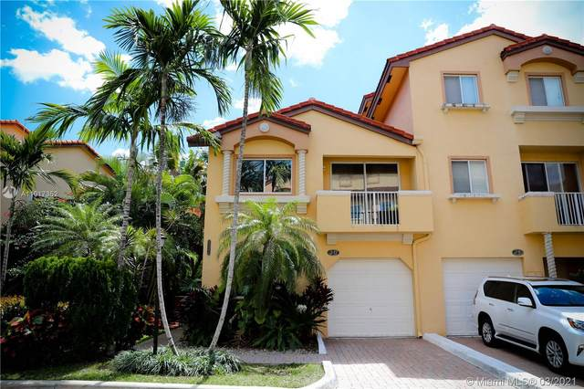 21396 Marina Cove Cir 17-J, Aventura, FL 33180 (MLS #A11017352) :: ONE   Sotheby's International Realty