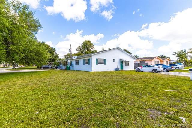 6337 SW 20th Ct, Miramar, FL 33023 (#A11017361) :: Posh Properties