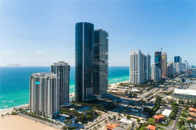 18683 Collins Ave #1804, Sunny Isles Beach, FL 33160 (MLS #A11017409) :: The Riley Smith Group