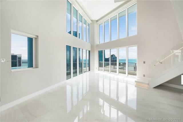 60 SW 13th St #4200, Miami, FL 33130 (MLS #A11017471) :: The Teri Arbogast Team at Keller Williams Partners SW