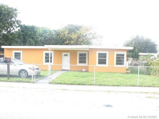 15640 NW 159th Street Rd, Miami Gardens, FL 33054 (MLS #A11017504) :: The Jack Coden Group