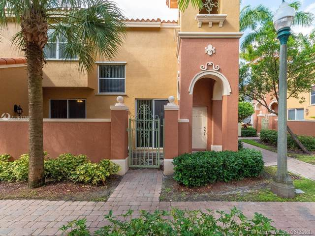 745 SW 107th Ave #2207, Pembroke Pines, FL 33025 (MLS #A11017557) :: Prestige Realty Group