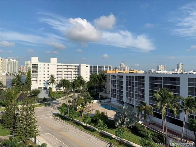 200 178th Dr #702, Sunny Isles Beach, FL 33160 (MLS #A11017652) :: Team Citron