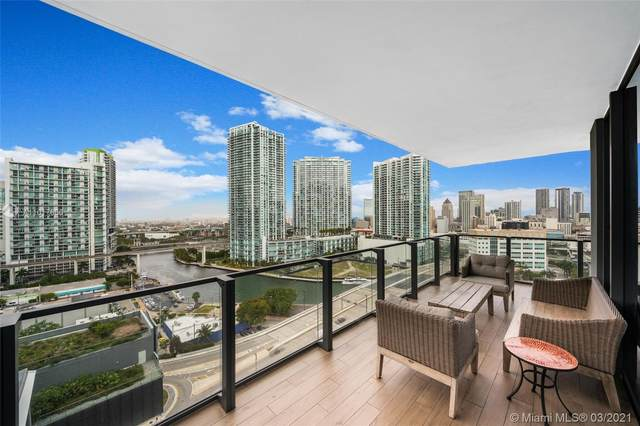68 SE 6th St #1412, Miami, FL 33131 (MLS #A11017660) :: Castelli Real Estate Services