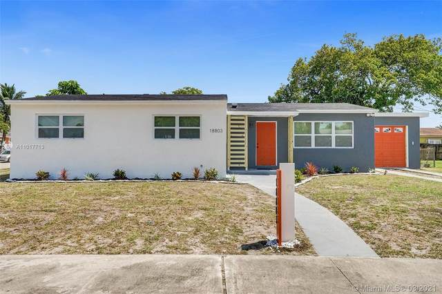 18803 NW 10th Rd, Miami Gardens, FL 33169 (MLS #A11017713) :: The Riley Smith Group