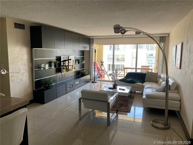 200 178th Dr #605, Sunny Isles Beach, FL 33160 (MLS #A11017783) :: ONE   Sotheby's International Realty