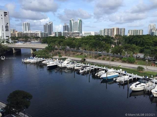 200 Diplomat Pkwy #730, Hallandale Beach, FL 33009 (MLS #A11017813) :: Green Realty Properties
