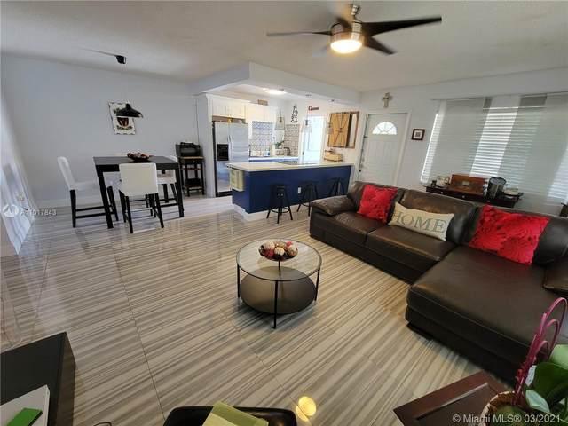 714 NE 10th St #309, Hallandale Beach, FL 33009 (MLS #A11017843) :: ONE | Sotheby's International Realty