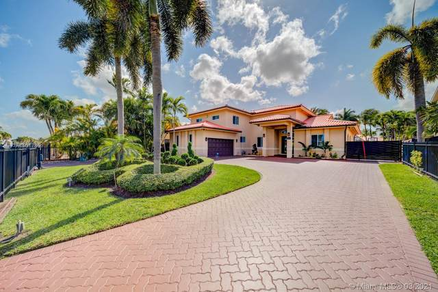 3490 SW 132nd Ave, Miami, FL 33175 (MLS #A11017851) :: The Jack Coden Group