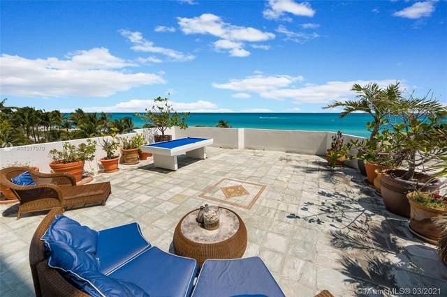 4301 Collins Ave #506, Miami Beach, FL 33140 (MLS #A11017970) :: Compass FL LLC