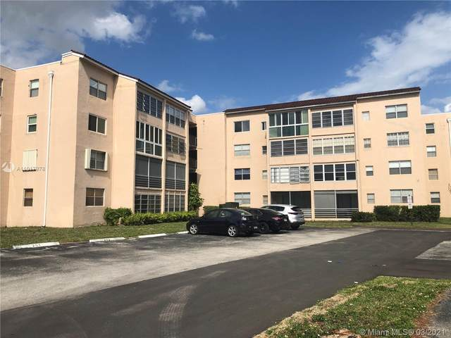 2860 Somerset Dr 410K, Lauderdale Lakes, FL 33311 (MLS #A11017978) :: GK Realty Group LLC