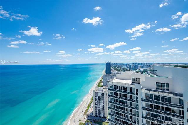 1830 S Ocean Dr #4805, Hallandale Beach, FL 33009 (MLS #A11018005) :: GK Realty Group LLC